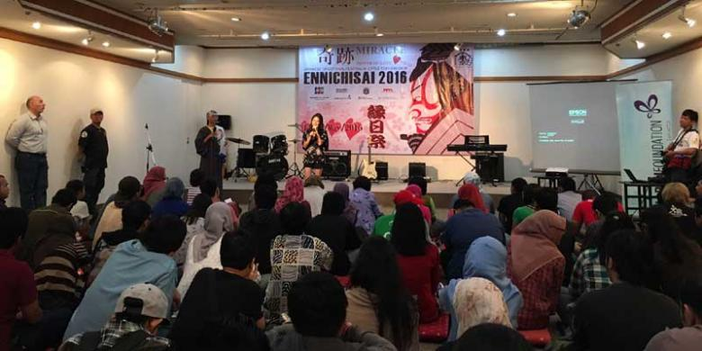 """Be Ready! The Japanese Festival """"Ennichisai"""" Is Coming in Mei 2016"""