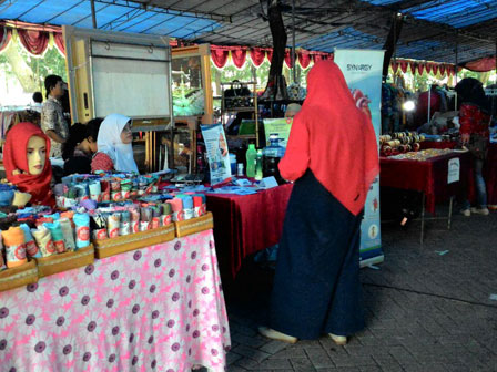 55 Small-Middle Entrepreneurs Participate Bazaar in East Jakarta