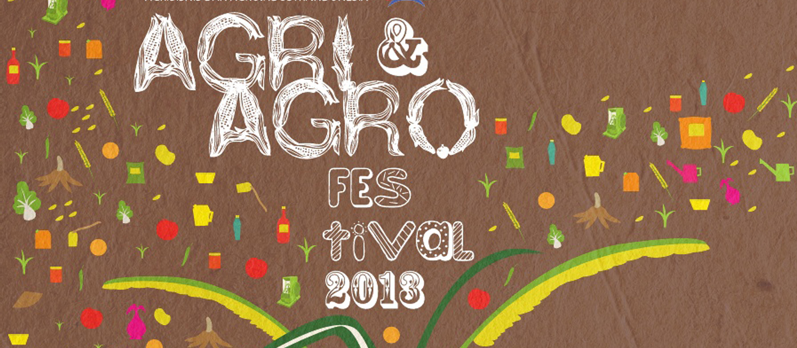 Supporting Local Farmers in Agri & Agro Festival 2013