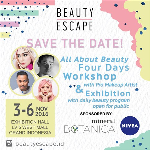 Beauty Escape, All About Beauty