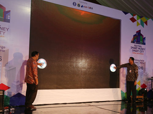 City Launches Jakarta One Card