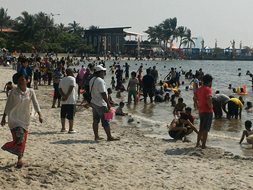 180 Thousand People Visit Ancol