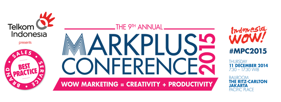 MarkPlus Conference 2105