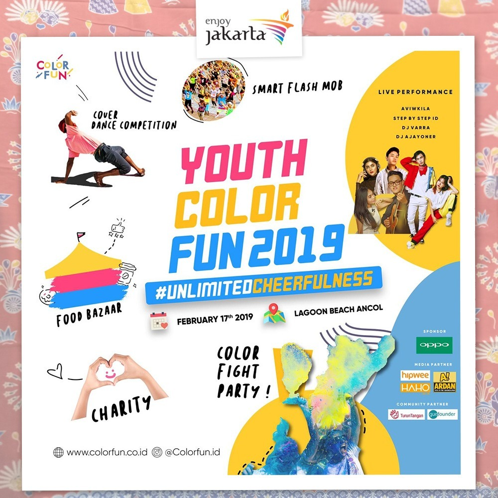 Youth Color Fun 2019