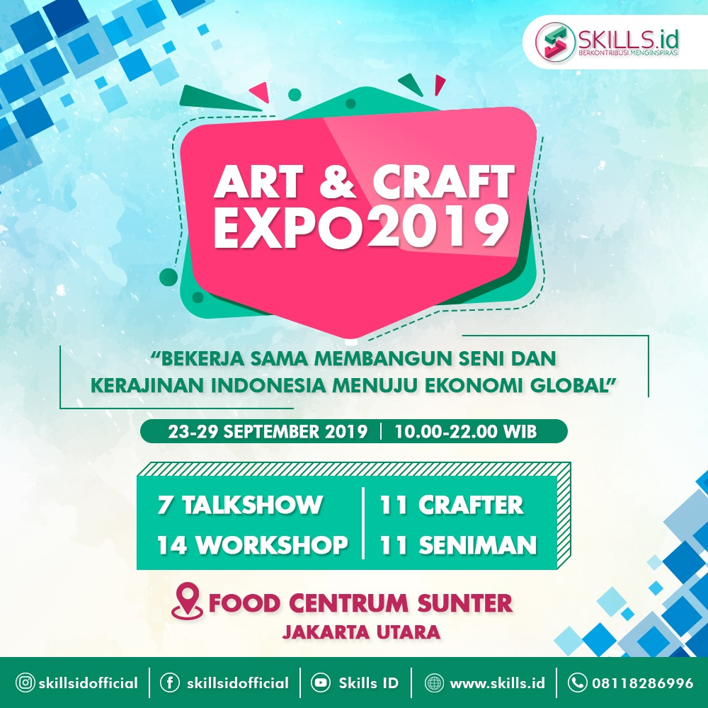 The 2019 Art & Craft Expo