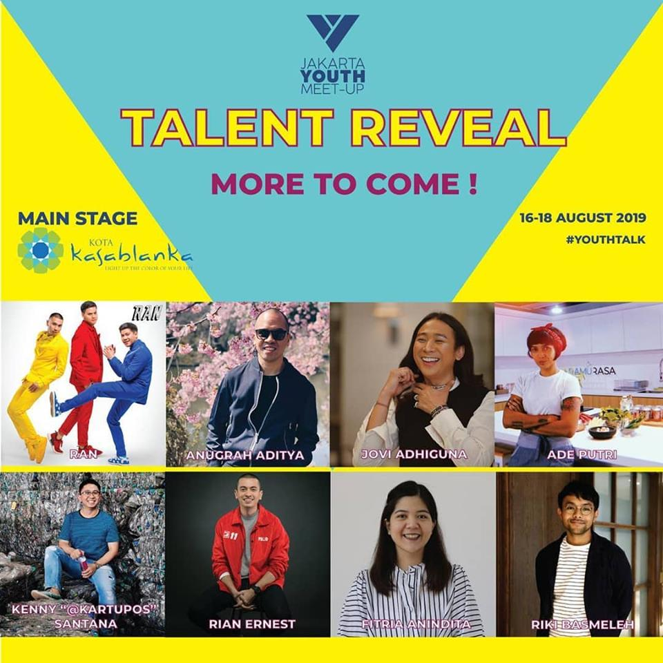 TALENT REVEAL
