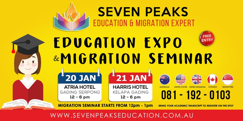 Education Expo and Migration Seminar