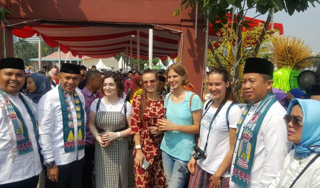 191,550 Foreign Tourists Come to Jakarta