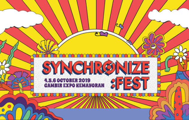 the Synchronize Festival 2019