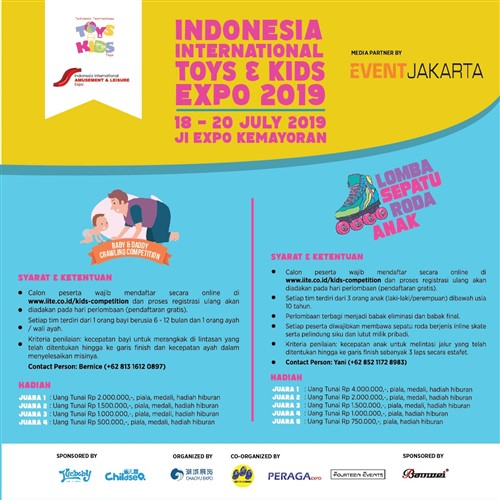 Indonesia International Toys & Kids Expo 2019
