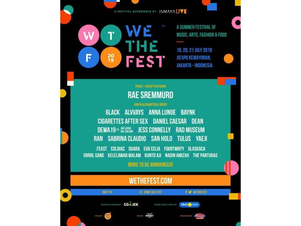 We The Fest 2019